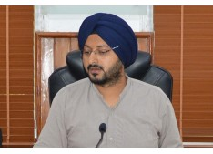 Secretary IT Simrandeep Singh issues SOPs for updation of Official Websites in J&K