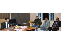 DDC Rajouri directs Jal Shakti Dept for quality in Works