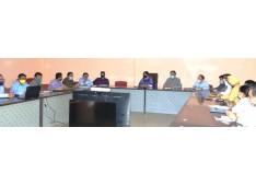 DC Samba holds reviews progress of work on Delhi-Katra Expressway