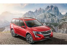 CEO gives details on 2021 Mahindra XUV500 India launch