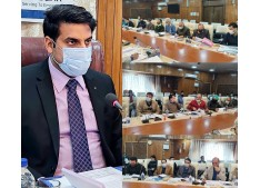 DC Srinagar chairs DLRC meet ; Rs 4030 cr provided to 88647 beneficiaries