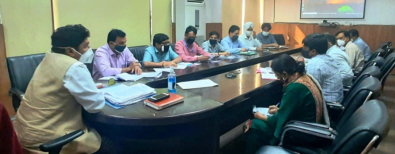 Green Spaces to be developed in Jammu under Smart City project: Div Com