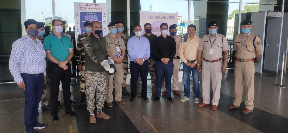 Jammu Pharmaceutical Distributors Association continue Corporate Social Responsibility Contribution activities