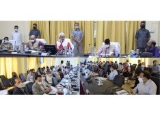 Provide employment to local youth in ongoing national projects: LG J&K to NHAI