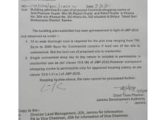 Harassment by DTP, JDA continue; Applies wrong clauses