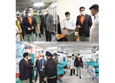 DC Srinagar issues directions on Parking issues at city hospitals