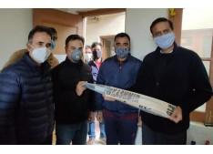 Principal Secretary, I&C visits CFC, cricket bat units at Sethar: commits for promotion of Kashmir Willow Bat