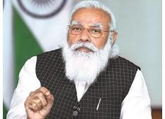 PM to address nation through monthly radio programme 'Mann Ki Baat' at 11 AM