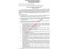 J&K Govt issues restrictions in Schools  across UT