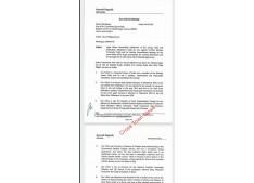 MoS PMO Dr Jitendra Singh serves  Defamation notice to Vikram Randhawa