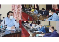 DC Doda instructs officers to ensure strict adherence to  Covid SOPs