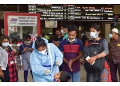 4,03,738 new COVID cases and 4,092 deaths in India