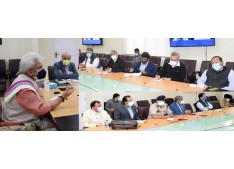 Rs 55 crore to be released to Div Coms, DCs, J&K Police under SDRF for emergency use: LG J&K