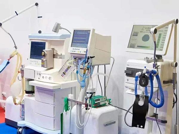 Out of 900 ventilators received, how many functional in J&K?