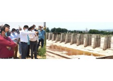 Div Com sets timeline for completion of pending work on Tawi Barrage Project