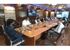 CS Arun Mehta chairs meeting of Administrative Secretaries in Srinagar