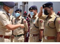 DIG NKR Sujit Kumar reviews Security Scenario
