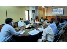 DivCom Jammu directs DCs to constitute Sub division level committees  to monitor power scenario; activate control rooms for redressing public grievances