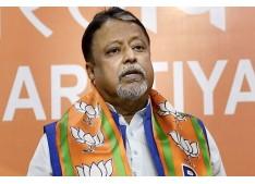 Big jolt to BJP: Mukul Roy joins TMC