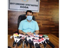Positivity drops to 4.2% in Doda district, 429 recover in last one week: DC Doda