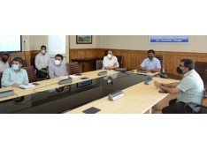 Chief Secretary asks PDD to evolve long term strategy for rational power distribution