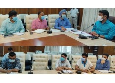DC Srinagar reviews Ring Road project: Directs for completion on time