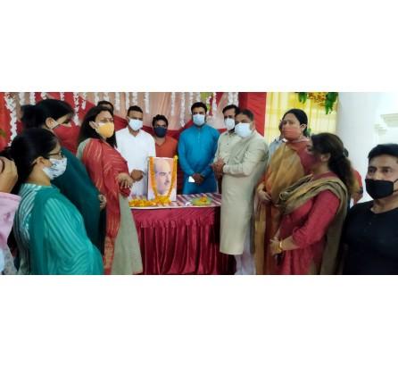 Shyama Prasad Mookerjee dedicated his life for saving J&K: Sat