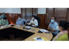 DC Jammu directs for providing immediate care, protection to Covid affected families, children