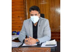 DC Kulgam urges people to get vaccinated