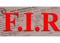 FIR registered as Oxygen valve at GMC's Isolation Ward found shutoff