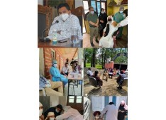Anantnag achieves 100% vaccination of over 45 years age group