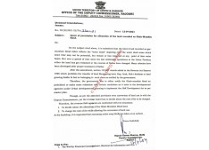 J&K: One more DC clarifies that there was no ban on