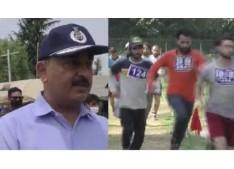 SD Singh monitors drive for Border Battalion at DPL Baramulla