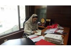 Zero Tolerance for corruption: Nuzhat Gull
