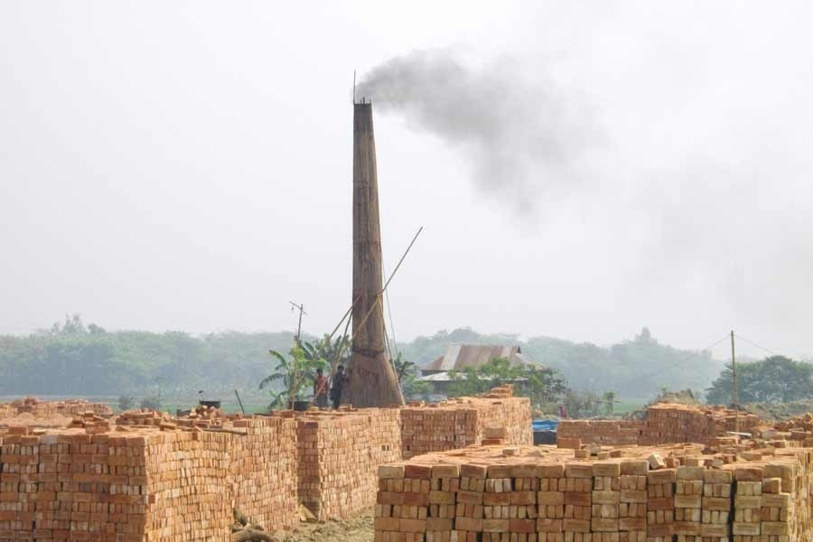 Administration takes stringent action against guilty Brick Kiln owners ; 5 arrested