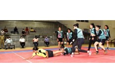 Div Com assures every possible support for promotion of sports: women Kabaddi match organized
