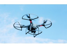Drone again spotted near Jammu Air Force Station