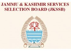 Recruitment for 329 posts by JKSSB