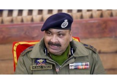 Top Militant Commander trapped in Sopore : DGP Dilbag Singh