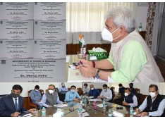 LG Manoj Sinha dedicates 07 Power Infrastructure Projects to the public