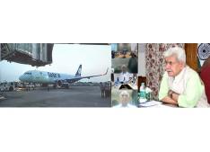 Lt Governor inaugurates much-awaited Night Flight Operations at Jammu Airport