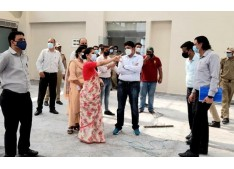 Jammu Haat project nearing completion: Div Com Jammu