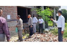 JDA team seals illegal constructions in so called MP violations?