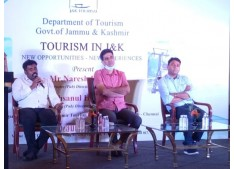 Number of South Indian production houses had their shoots in J&K: Sarmad