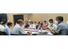 DC Jammu cautions for no laxity in completing works within fixed time line