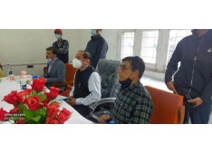 Advisor Bhatnagar directs officers to work with utmost efforts to ensure empowerment of youth