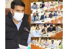 DC Srinagar for efforts to bring Air Quality Index below 50