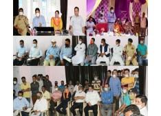 Div Com, ADGP conduct tour of Dachhan, Paddar areas