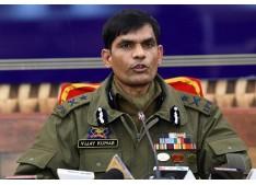 Still four militants, 12 OGW's active in Srinagar: IGP Kashmir