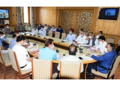 Div Com directs officers to demolish the illegal structures constructed on encroached land